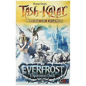 Tash Kalar Arena of Legends Everfrost Board Game
