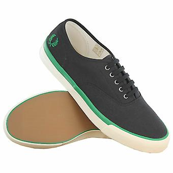 Formadores de Fred Perry Clarence sarja masculino - B4252-102