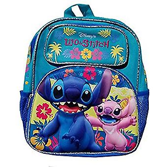 Piccolo zaino - Disney - Lilo e Stitch - Blu Hawaii 3D Pop-Up Nuovo 142179-2