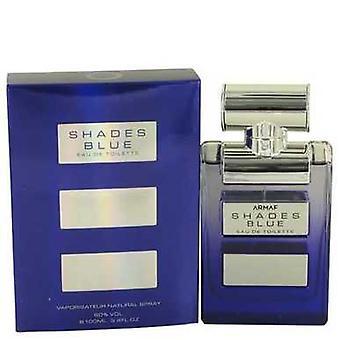 Armaf Shades Blue By Armaf Eau De Toilette Spray 3.4 Oz (men) V728-538349