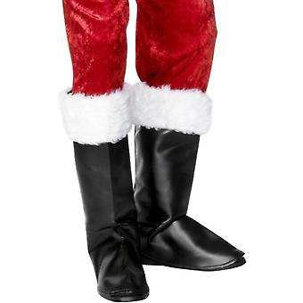 Smiffy's Santa Boot Covers