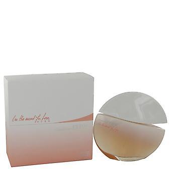 In the mood for love pure eau de toilette spray by gianfranco ferre 498356 100 ml