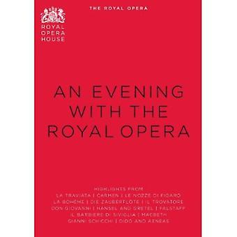 Evening with the Royal Opera [DVD] USA import