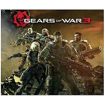 Blanket Gears of War Fleece New Licensed Gifts Toys cfb-gow-3a