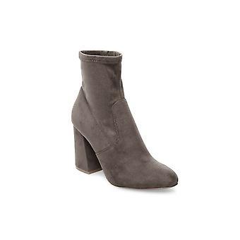 Steve Madden Womens expert stof amandel teen enkel mode laarzen