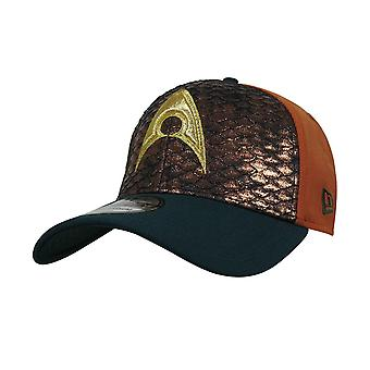 Aquaman Scale Armor 39Thirty Fitted Hat