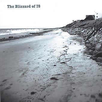 Blizzard of 78 - Where All Life Hangs [CD] USA import