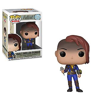 Fallout Vault Dweller Female Pop! Vinyl