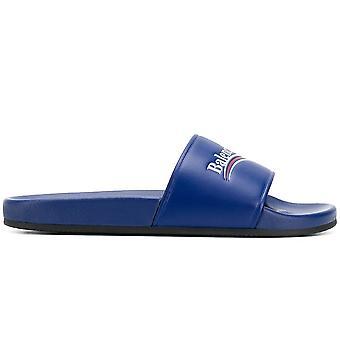 Logo Pool Slides Sandals