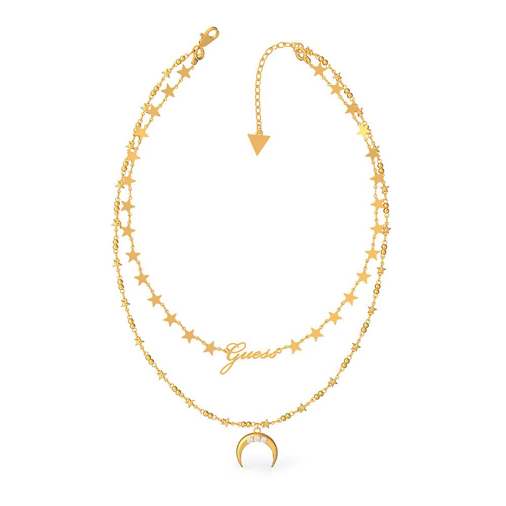 Guess Women's Necklace UBN29010