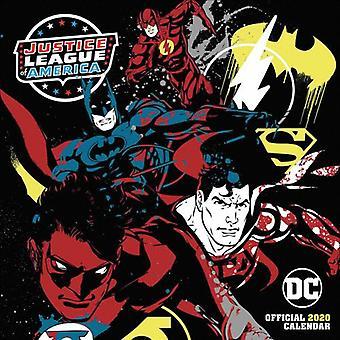 DC Comics Calendar 2020
