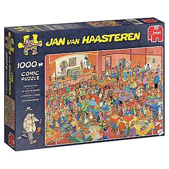 Puzzel 1000 st. JvH de Goochelbeurs