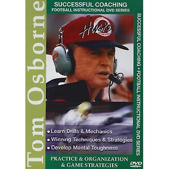 Tom Osborne: Practice Organiza [DVD] USA import
