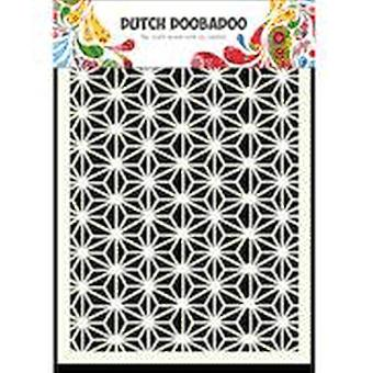 Dutch Doobadoo A6 Mask Art Stencil - Stars 470.741.004