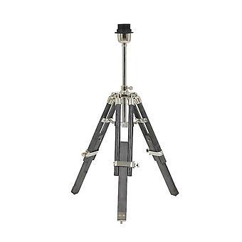ضوء & مصباح المعيشة قاعدة الصفة غراي Antik ماتيس ترايبود 37 × 33 × 47-60 سم.