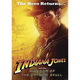Indiana Jones - Kingdom of the Crystal Skull The Hero returns...(Closeup)