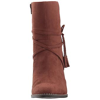 Dr. Scholls Womens Voice Closed Toe Mid-Calf Fashion Boots