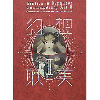 Erotica in Japanese Contemporary Art ?