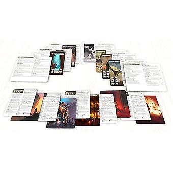 Handout Sheets Legacy Life Among the Ruins RPG 2nd Ed