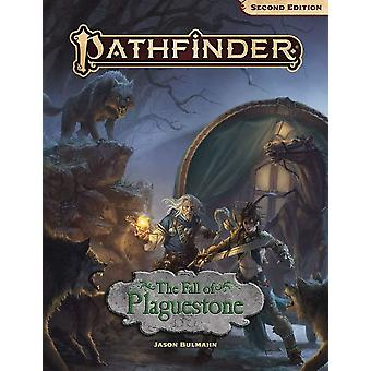 The Fall of Plaguestone: Pathfinder RPG Second Edition (P2) - Gaming Book