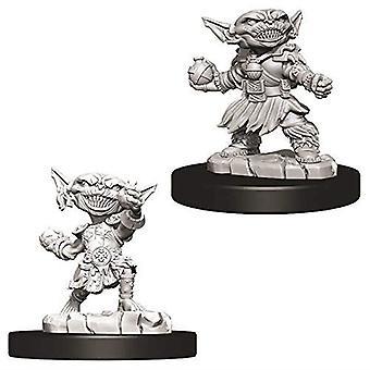 Pathfinder Battles Deep Cuts Unpainted Miniatures Female Goblin Alchemist (6 Pks