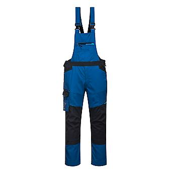 Portwest - WX3 Work Bib and Brace 4 Way Stretch