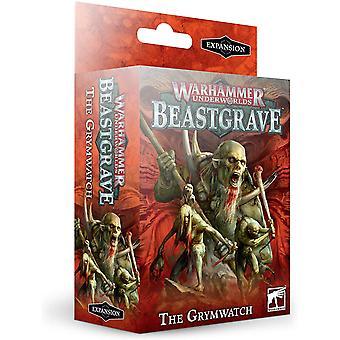 Spiele-Workshop - Warhammer Underworlds - Beastgrave: Die Grymwatch