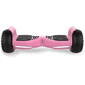 Hoverboard scooter Hummer SUV 8,5 all-weather band met Bluetooth APP