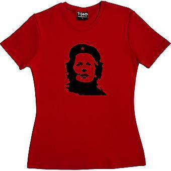 Margaret Thatcher Che Guevara Revolutionary Red Women's T-Shirt