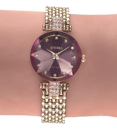 Facet strass swiss ladies watch j5.631.s