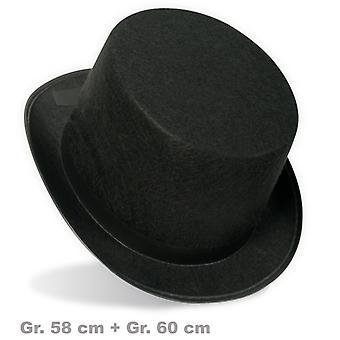 Cilindru pălărie neagră cilindru pălărie