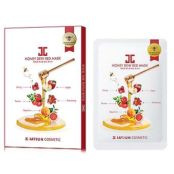 Jayjun Honey Dew Red Mask 5pcs/box