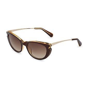 Balmain women's sunglasses, brown 2032b