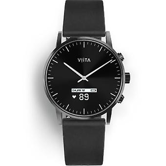 Viita - Connected Watch - Smartwatch - Hybrid HRV Classic black - FC33S6022