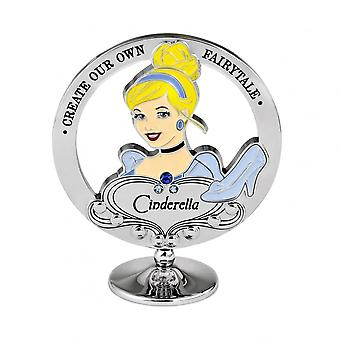 Widdop Bingham Chrome Plated Freestanding Cinderella Ornament