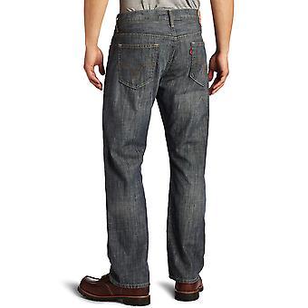 ليفي & أبوس؛s الرجال & s 569 فضفاضة الساق مستقيم جان، ثابت، 34x36، ثابت، حجم 34W × 36L