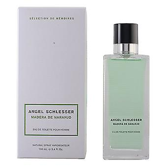 Perfume Masculino E apos;s Perfume Madera Naranjo Homme Angel Schlesser EDT