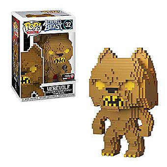 Altered Beast Werewolf Gold US Exclusive 8-Bit Pop! Vinyl