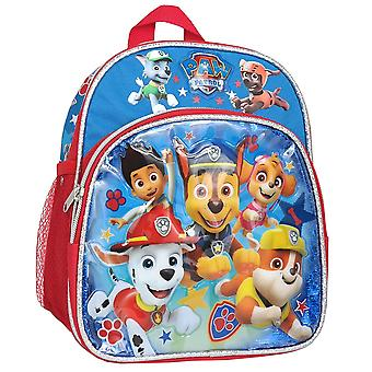 Mini Backpack - Paw Patrol - Chase Marshall Rubble Rocky Skye 10