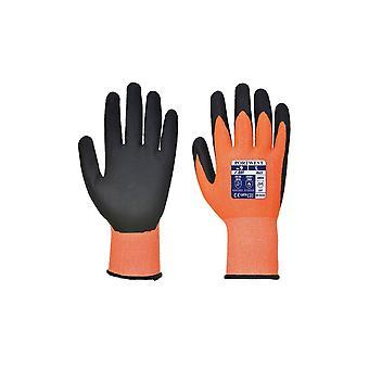 Portwest vis-tex cut resistant glove - pu a625