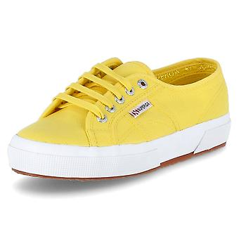 Superga Cotu 2750S000010176SUNFLOWER universal summer women shoes