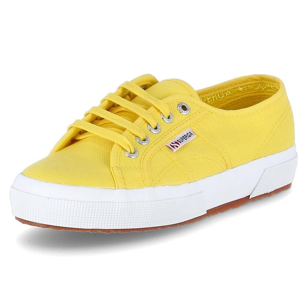 Superga Cotu 2750S000010176SUNFLOWER universal summer women shoes HUikc