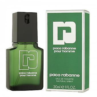 Paco Rabanne Pour Homme Eau de toilette spray 30 ml