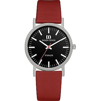Tanskan Design IQ21Q199 Rhine Miesten Watch
