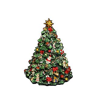 Gisela Graham Christmas Tree Music Box