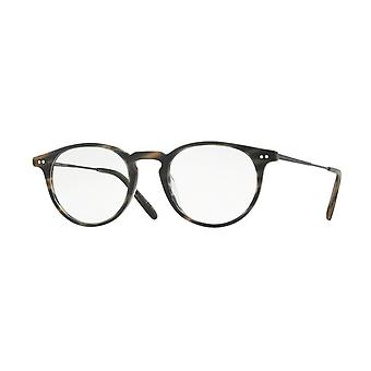 Oliver Peoples Ryerson OV5362U 1614 semi matt blå cocobolo glasögon