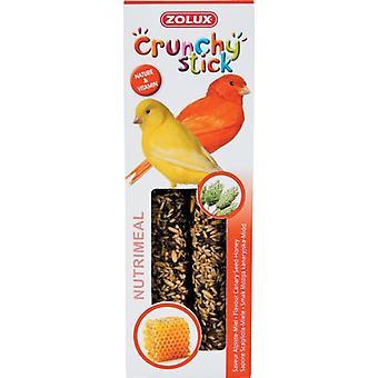 Zolux Zolux Canary hunajaa tikkuja (linnut, lintu kohtelee)