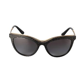 Dolce und Gabbana DG4335 3218/8G 54 Cat Eye Sonnenbrille