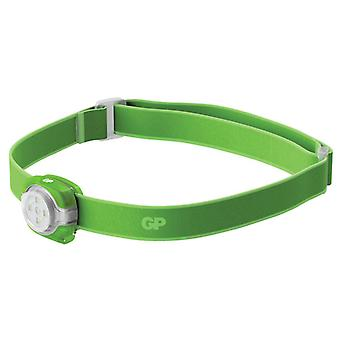 GP Batteries GPACTCH31000 Discovery CH31 Kids Head Torch Green with 2x CR2025