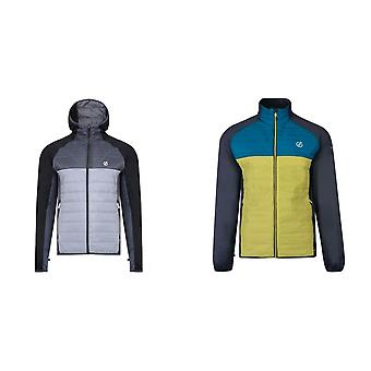 Dare 2b Mens Coordinate Wool Hybrid Baffled Vest